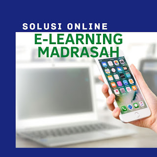 E Learning Madrasah
