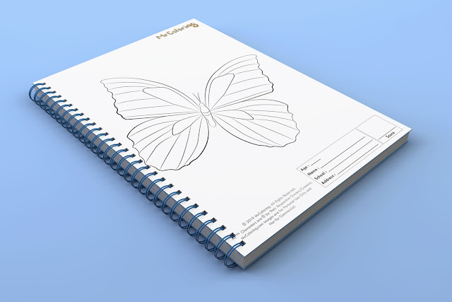 printable butterfly template outline coloriage coloring pages book pdf pictures to print out for kids to color fun teens girls toddler preschool kindergarten adults6