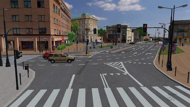 OMSI 2 - Mapa Projekt Lublin 3.1