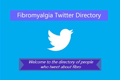 Fibromyalgia Twitter Directory 2020