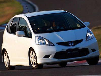 Honda Jazz Generasi kedua