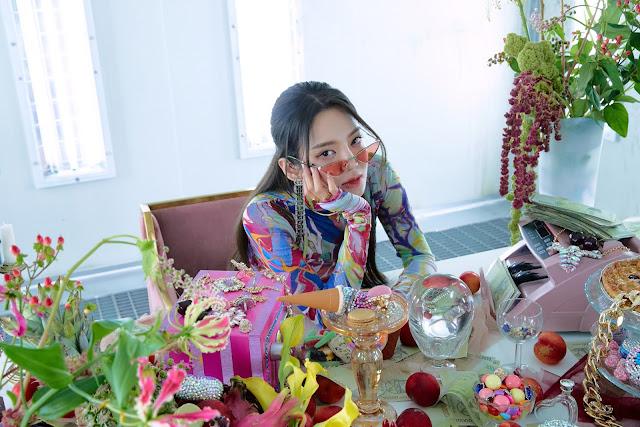 SNSD Hyoyeon Dessert