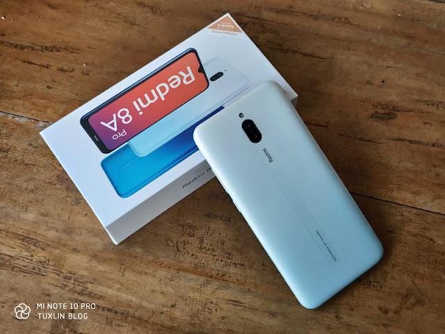 Performa Xiaomi Redmi 8A Pro