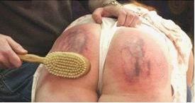 Escravo torturado sexualmente abusado