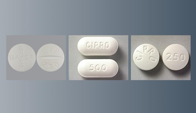 Cipro usos, efectos secundarios, interacciones, imágenes, advertencias y dosis