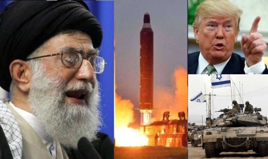 Iran Can Take Revenge: the secret tests of Israel and the US