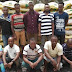 Akwa Ibom: Navy arrests 10 suspected smugglers, seizes 956 bags of rice