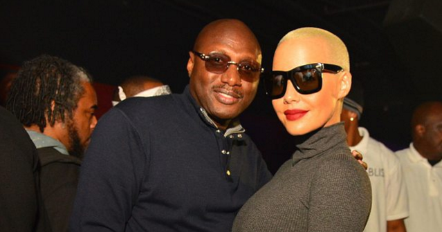 91c7ae4c32 Amber Rose Celebrates Birthday At Bliss Nightclub D.C With Special Guest  B.o.B (PHOTOS)