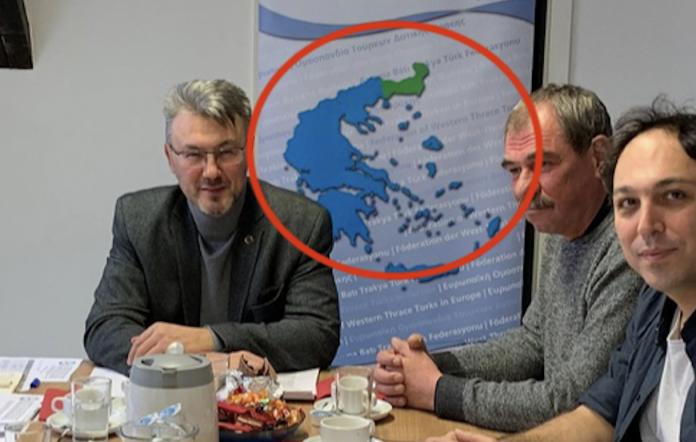 """Η ελληνική απάντηση στην """"Ομοσπονδία Τούρκων Δυτικής Θράκης"""" που προκαλεί"""