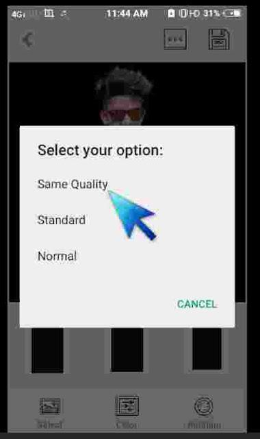 Whatsapp पर photo कैसे लगाए? Jio phone में whatsapp पर profile photo कैसे लगाए in hindi?