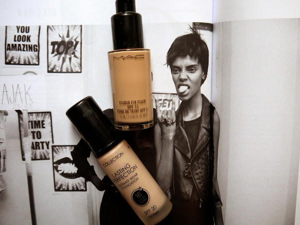 IN BEAUTY: MY TOP TWO FOUNDATIONS EVER