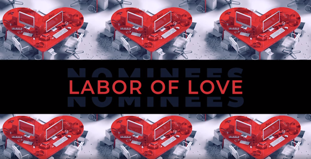 The Steam Awards 2020 Category - Labor of Love