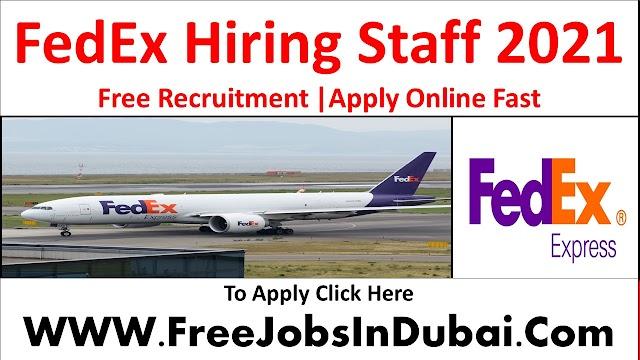 Fedex Careers Canada Jobs Vacancies - 2021