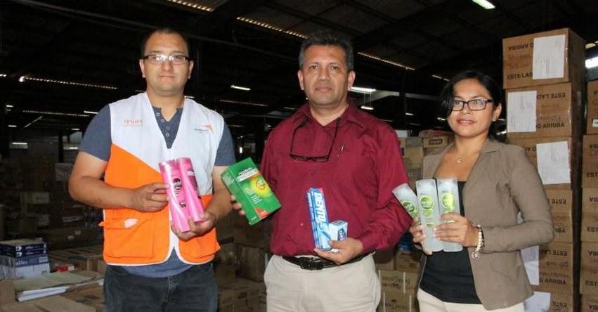 Entregarán kits de aseo a escolares afectados por lluvias en Lambayeque