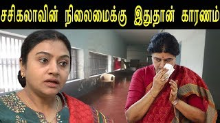 What happened between jayalalitha and sasikala str daughter