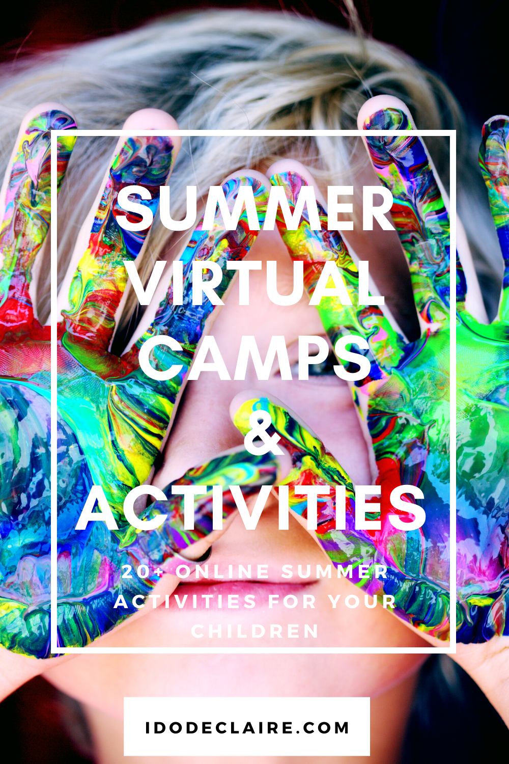 Virtual Camps & Activities for Kids This Summer