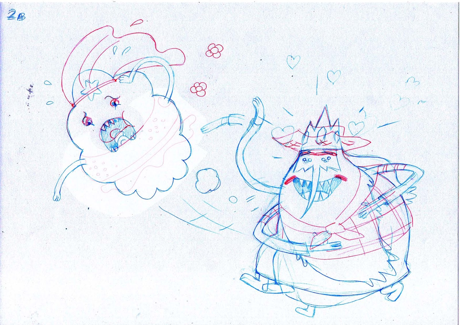 Characters sketches ale barbesi produced by ary silverstein