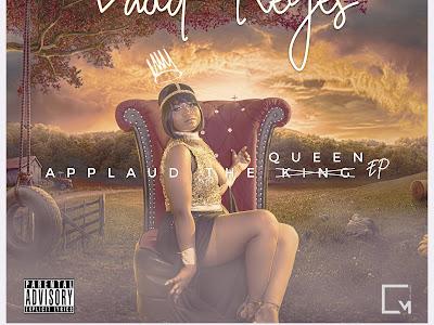 DOWNLOAD MP3: Laud Reyes - Applaud The Queen (6 Track EP)    @LaudReyes