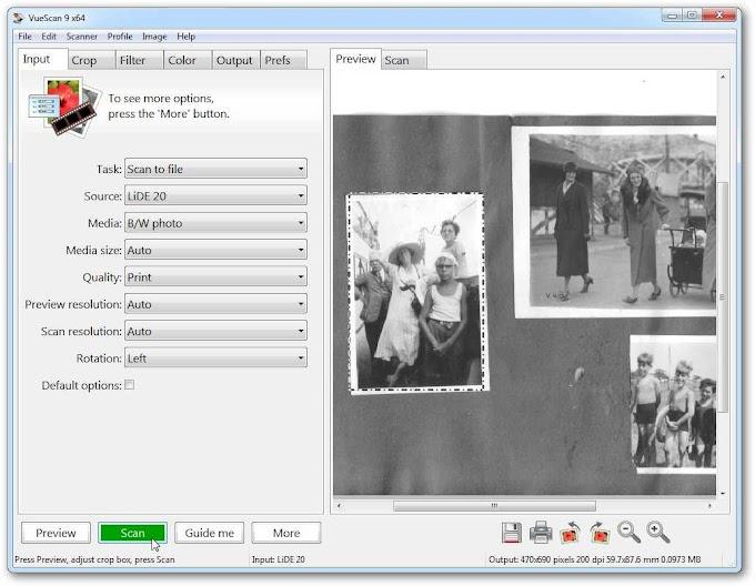VueScan Pro 9.7.53 + Portable / 9.7.06 macOS