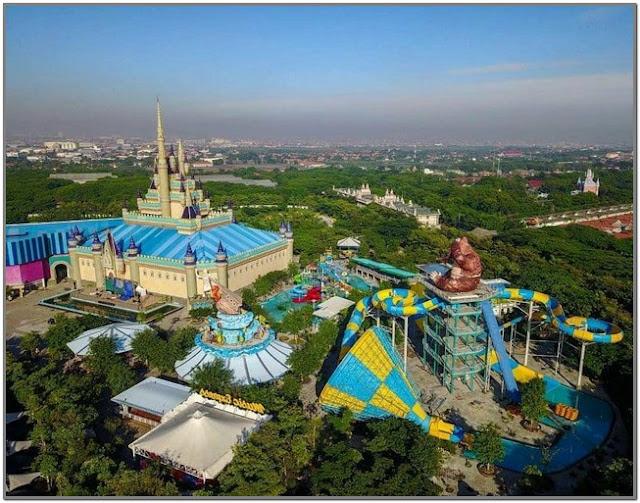 Kenjeran Park;10 Top Destinasi Wisata Surabaya;