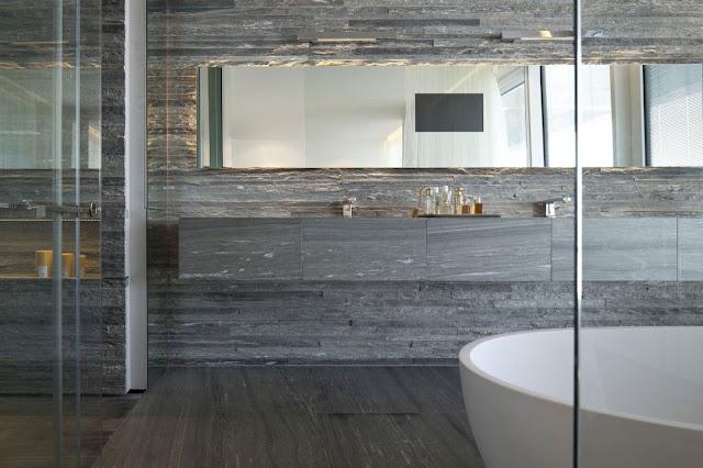 Modern Bathroom Tiles Design