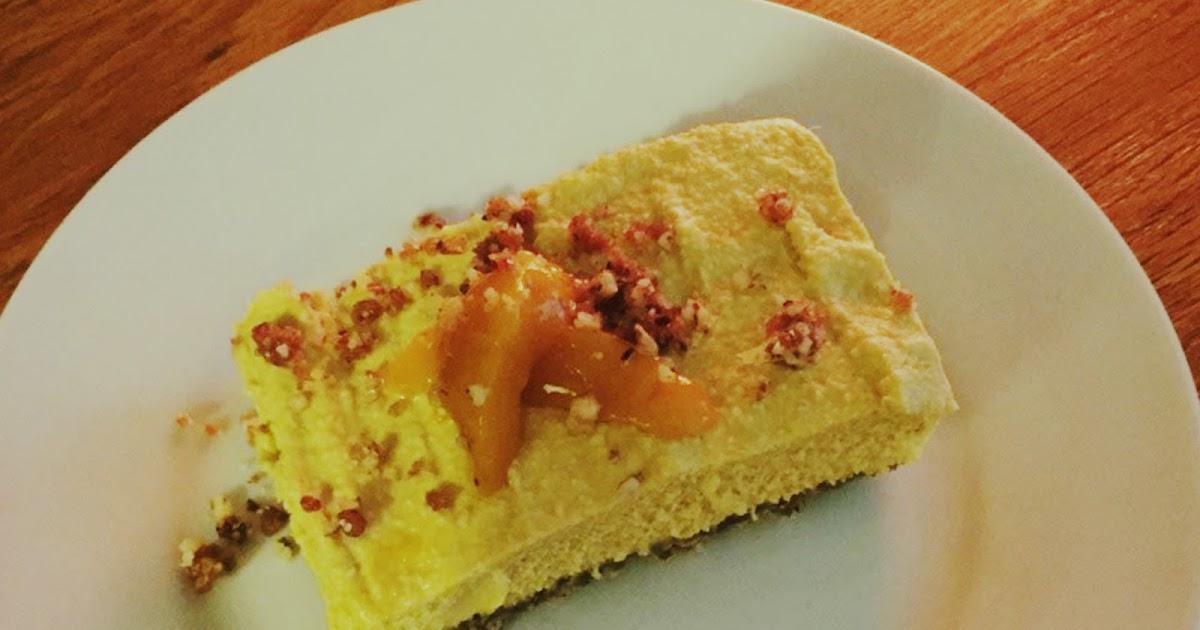 cheesecake la mangue sans gluten et sans lactose. Black Bedroom Furniture Sets. Home Design Ideas