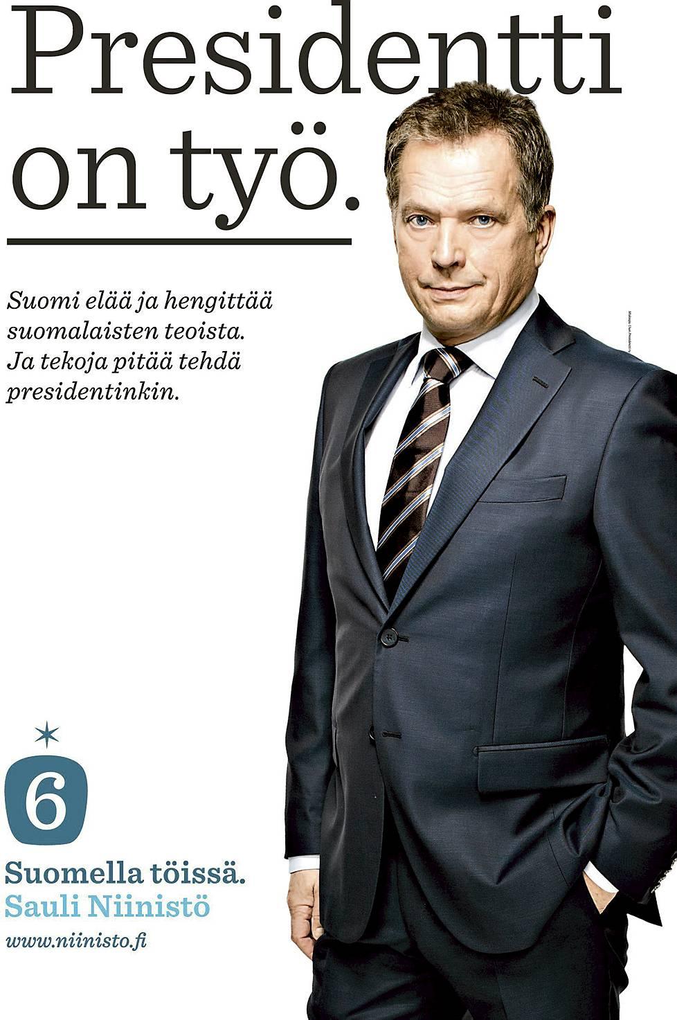 Suomen Presidentin Vaalit