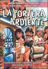 La Portera Ardiente – DVDRIP LATINO