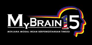 MyBrain15 (MyMaster & MyPhD) Scholarship
