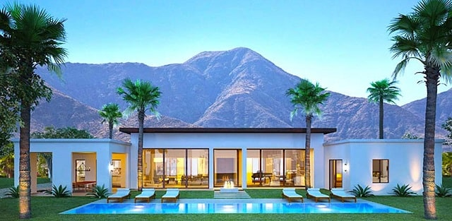 palm springs real estate investment