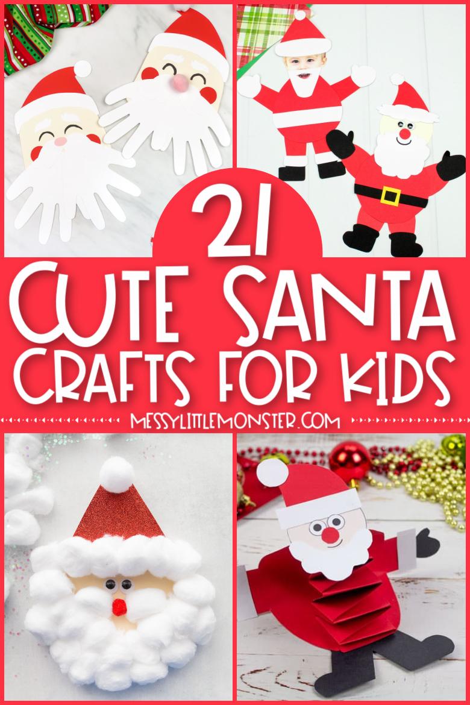 Santa crafts