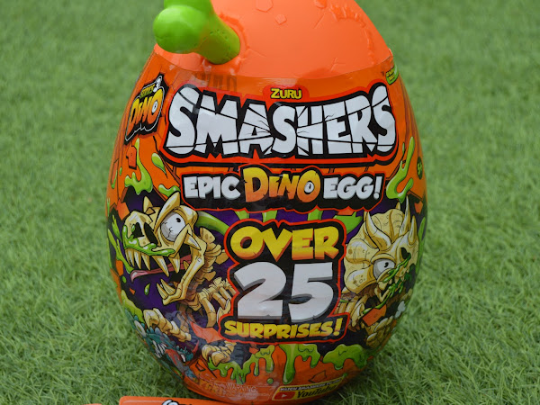 Smashers Epic Dino Egg | Review