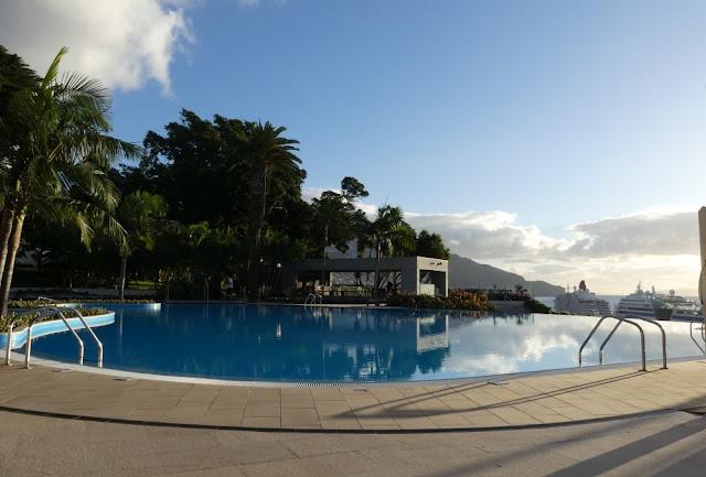 Hotel Pestana Casino Park - Pool