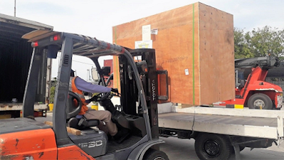 Jasa Import Resmi-Import LCL Cargo China