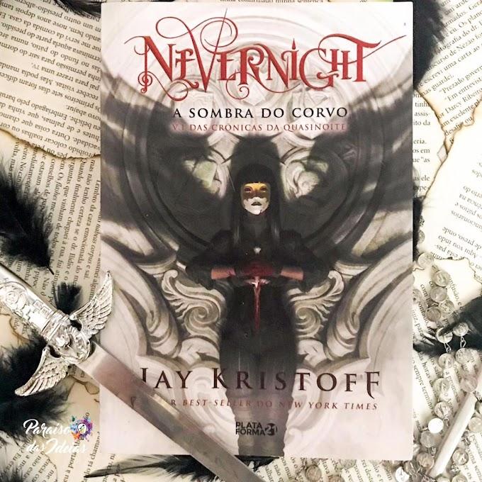 Nvernitgh #01    Jay Kristoff