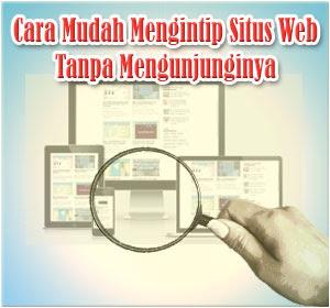 """Cara Mudah Mengintip Isi Situs Web Tanpa Mengunjunginya Dengan Chrome """"Preview Page"""""""