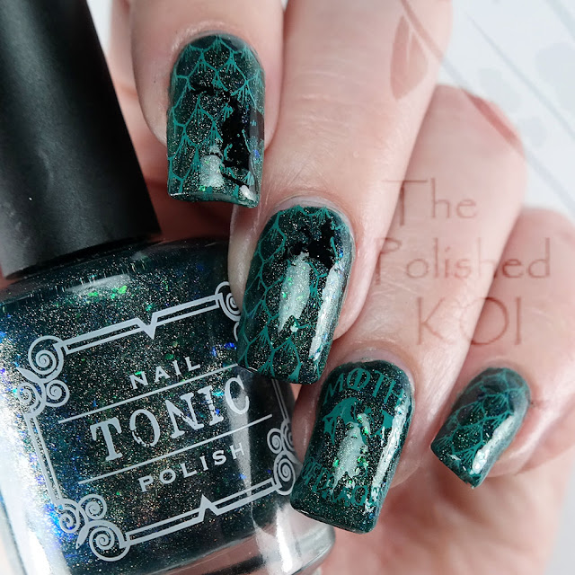 Tonic Polish - Dragon Scale
