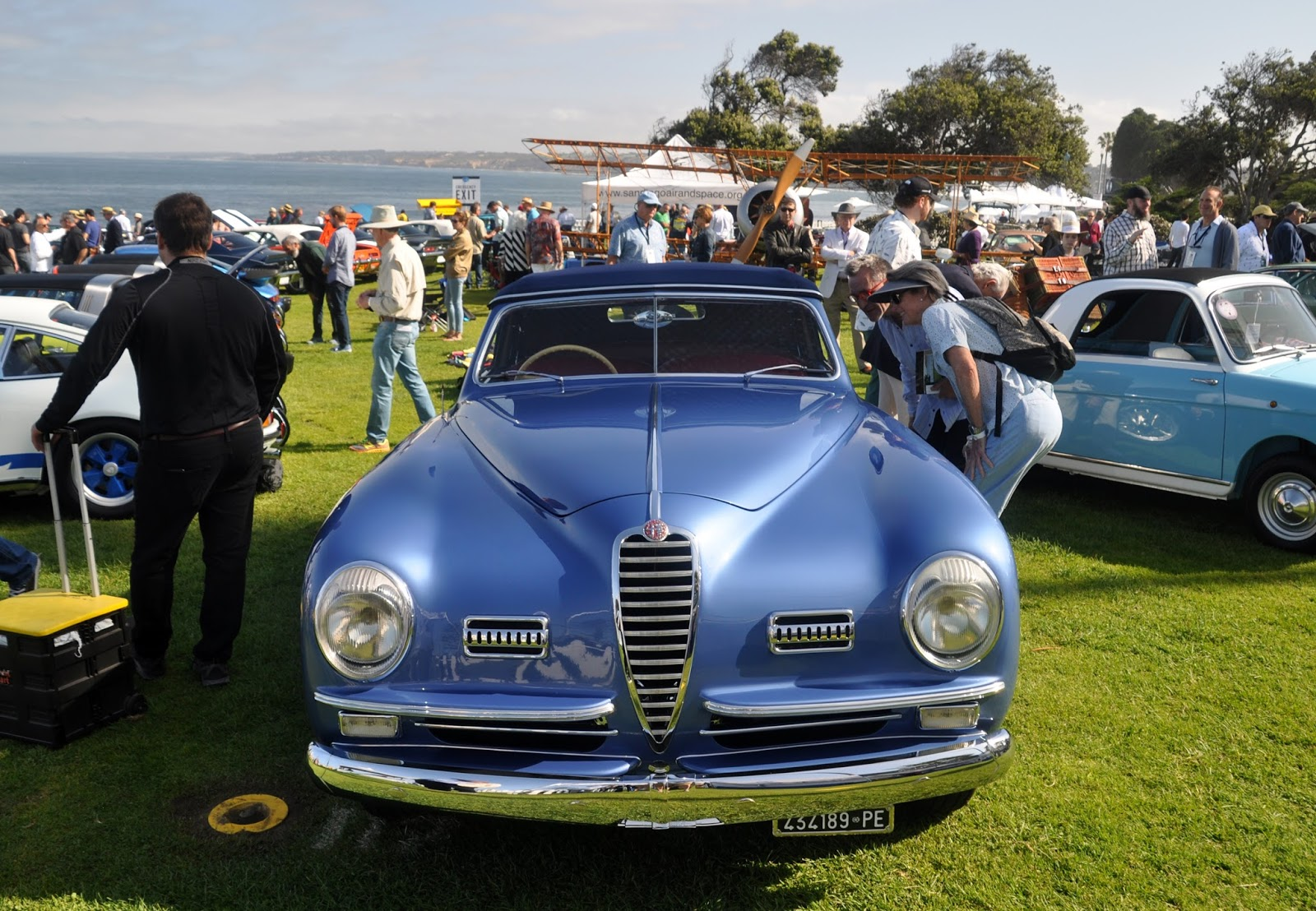 just a car guy 1949 alfa romeo 6c 2500 ss rh justacarguy blogspot com 1956 Alfa Romeo 1956 Alfa Romeo