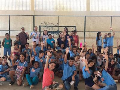 A Unidade de Saúde Dr. José Cardoso dos Apóstolos deu início ao Programa Saúde na Escola 2020.