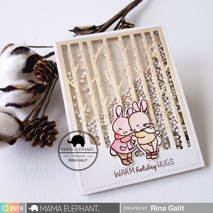 Mama Elephant Design Blog Introducing Fuzzy Hugs And Winter Forest Cover Cc Последние твиты от 더 지니어스 : fuzzy hugs and winter forest cover cc