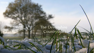 The Devonshire countryside