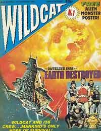 Read Wildcat comic online