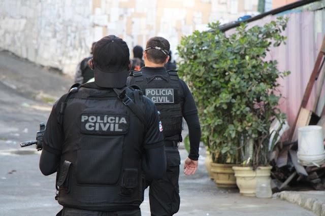 Homem acusado de estupro na Bahia é preso em São Paulo