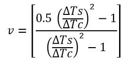 Introducción a la Mecánica de Roca aplicada al Fracturamiento Hidráulico - Ecuación del coeficiente de Poisson