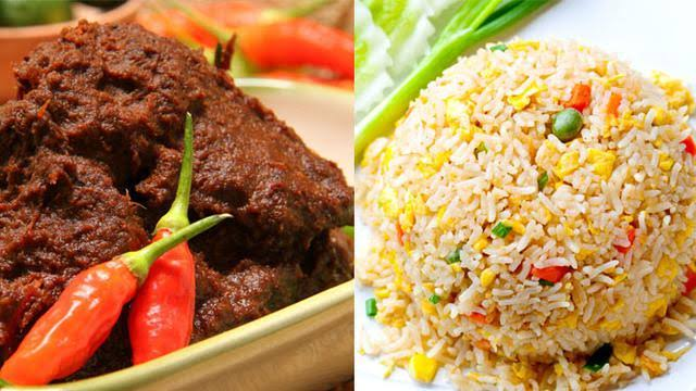 World's 50 Best Foods of CNN Version, Rendang and Nasi Goreng Origin Indonesian is the Most Favorite