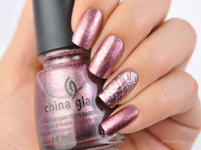China glaze: Strike Up a Cosmo