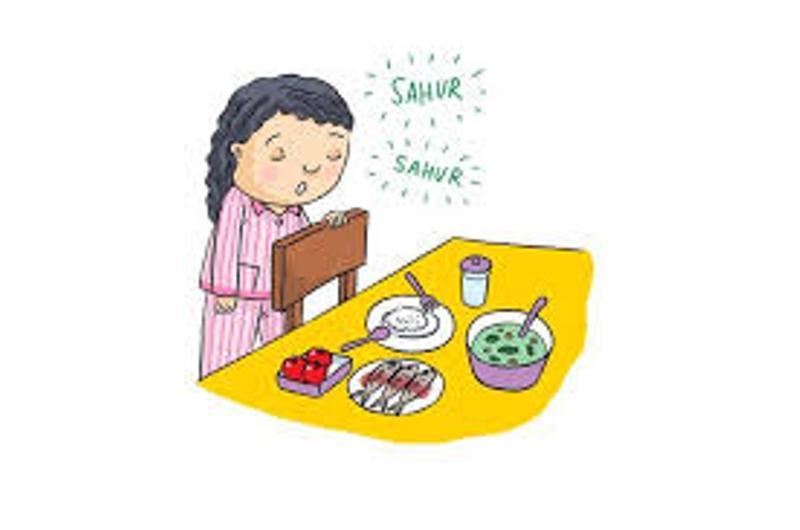 Saling Berkaitan, Makan Sembarangan saat Sahur dan Berbuka Pengaruhi Suasana Hati
