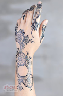 rajasthani mehndi designs 2019