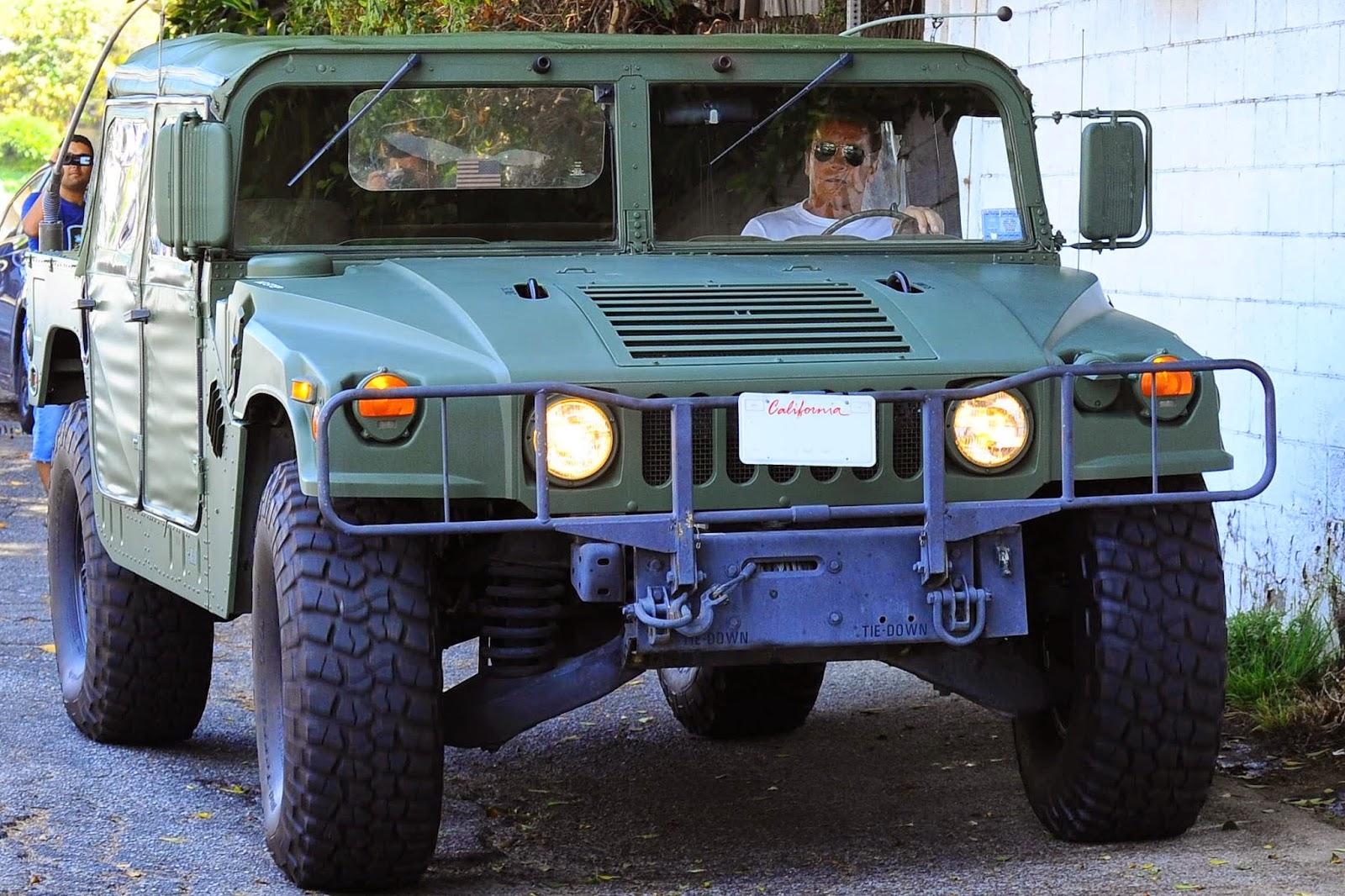 Hummer H1 Pickup