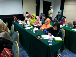 Shaklee Business Training di Hotel Sri Petaling